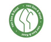 logo van son & koot